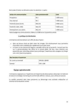 Business Plan Agence-evenementielle Page 10