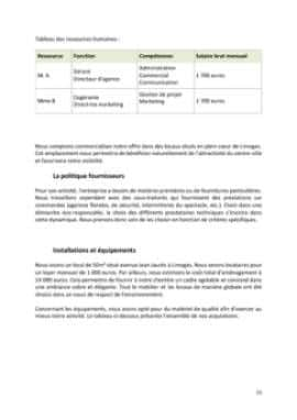 Business Plan Agence-evenementielle Page 11