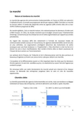 Business Plan Agence-evenementielle Page 6