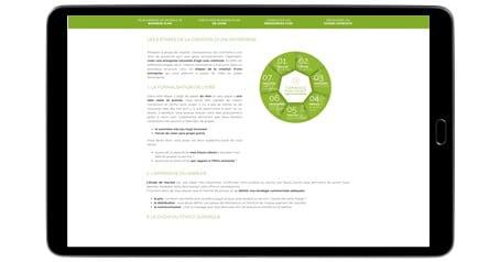 Consultez notre Guide du Business Plan
