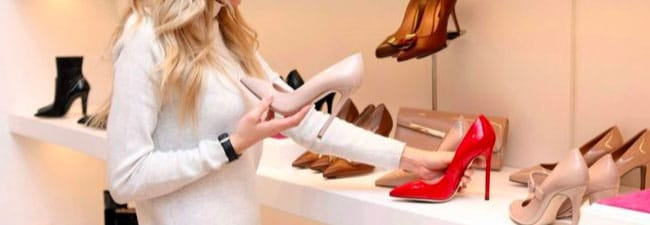 l'executive summary magasin de chaussures