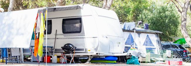 l'executive summary d'un camping
