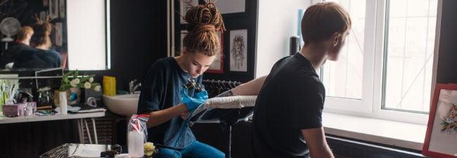 l'executive summary salon de tatouage